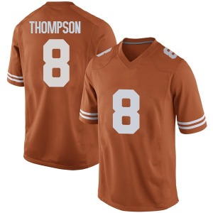 Casey Thompson Nike Texas Longhorns Men's Game Mens Football College Jersey - Orange