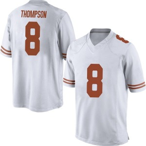 Casey Thompson Nike Texas Longhorns Men's Game Mens Football College Jersey - White