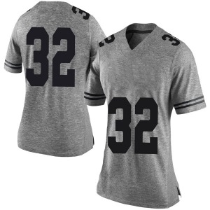 Daniel Young Nike Texas Longhorns Women's Limited Women Football College Jersey - Gray
