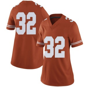 Daniel Young Nike Texas Longhorns Women's Limited Women Football College Jersey - Orange