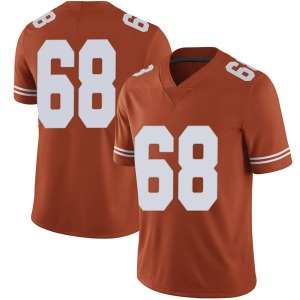 Derek Kerstetter Nike Texas Longhorns Men's Limited Mens Football College Jersey - Orange