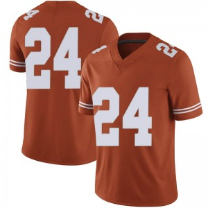 Jarmarquis Durst Nike Texas Longhorns Men's Limited Mens Football College Jersey - Orange