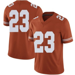 Jarrett Smith Nike Texas Longhorns Men's Limited Mens Football College Jersey - Orange