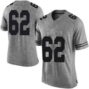 Jeremy Thompson-Seyon Nike Texas Longhorns Men's Limited Mens Football College Jersey - Gray