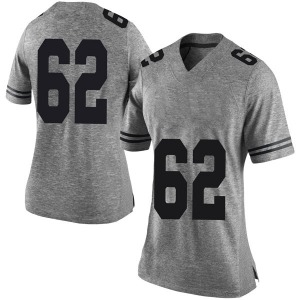 Jeremy Thompson-Seyon Nike Texas Longhorns Women's Limited Women Football College Jersey - Gray