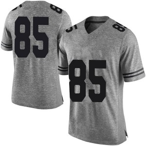 Malcolm Epps Nike Texas Longhorns Men's Limited Mens Football College Jersey - Gray