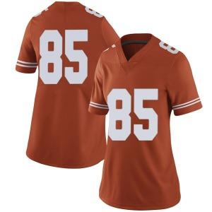 Malcolm Epps Nike Texas Longhorns Women's Limited Women Football College Jersey - Orange