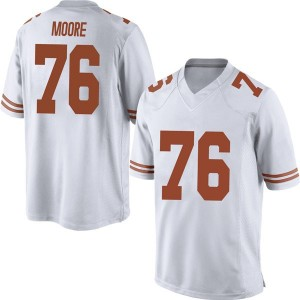 Reese Moore Nike Texas Longhorns Men's Game Mens Football College Jersey - White
