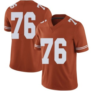 Reese Moore Nike Texas Longhorns Men's Limited Mens Football College Jersey - Orange