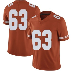 Troy Torres Nike Texas Longhorns Men's Limited Mens Football College Jersey - Orange
