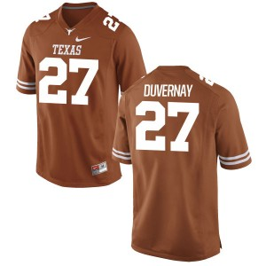 Donovan Duvernay Nike Texas Longhorns Men's Game Football Jersey - Tex - Orange